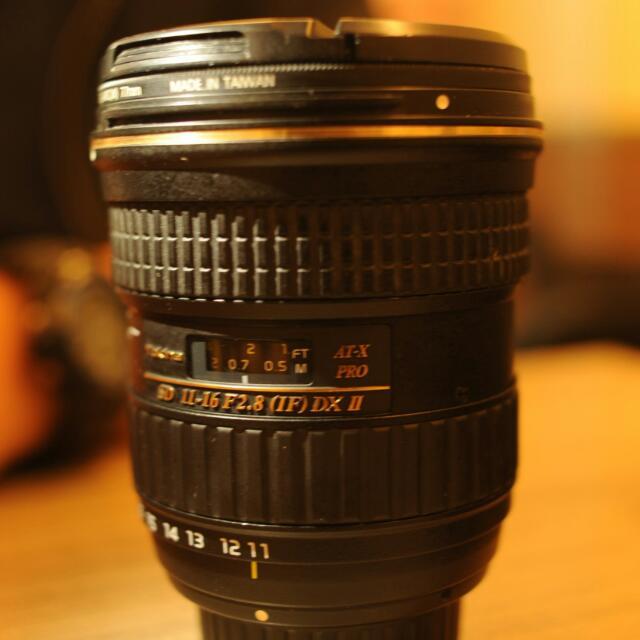 Tokina 11-16mm DX II For NIKON廣角鏡