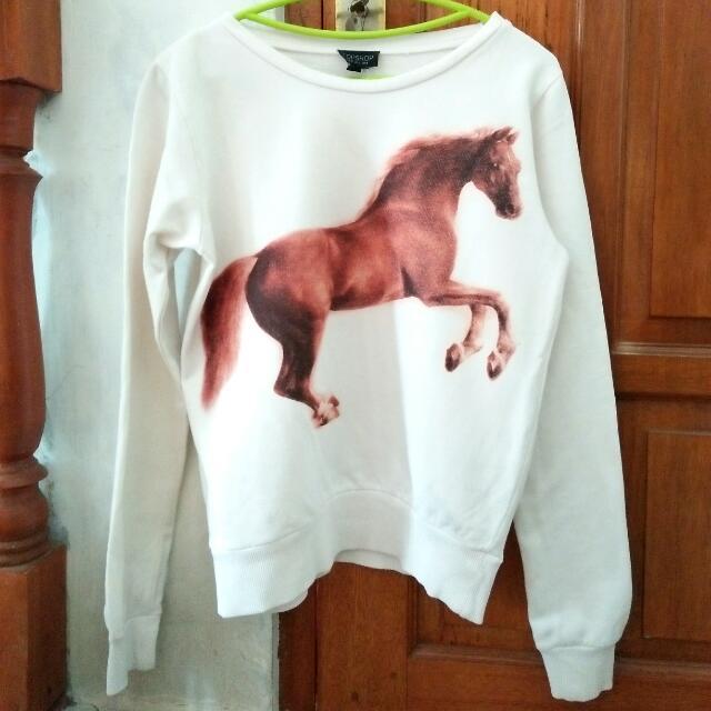 REPRICE! Topshop Maxi Sweater
