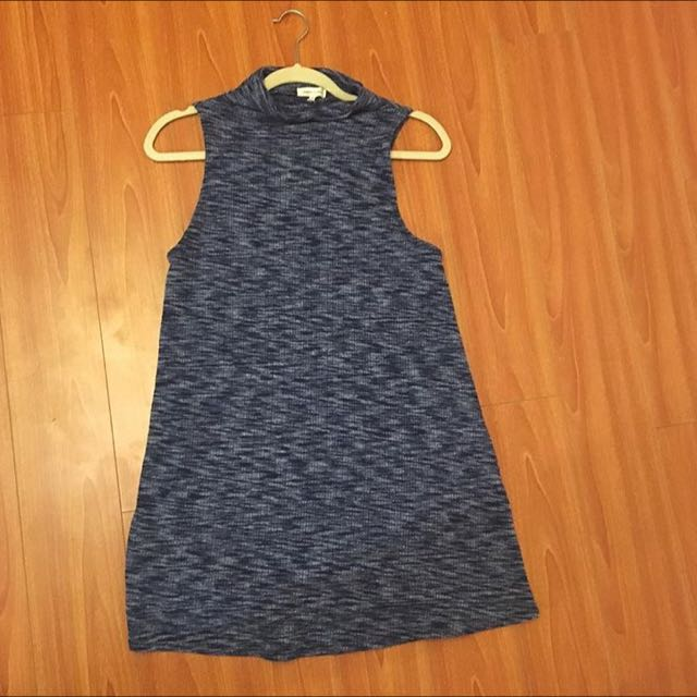 Urban Outfitters Silence + Noise Mock Neck Sweater Dress (S)