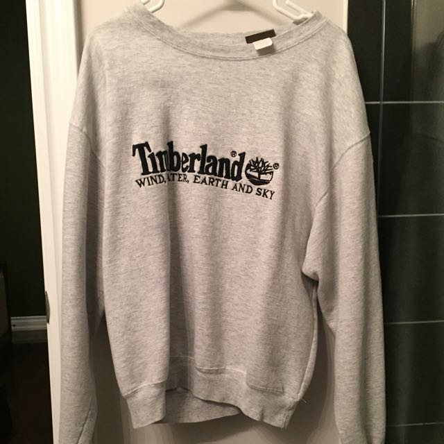 Vintage Timberland Sweatshirt