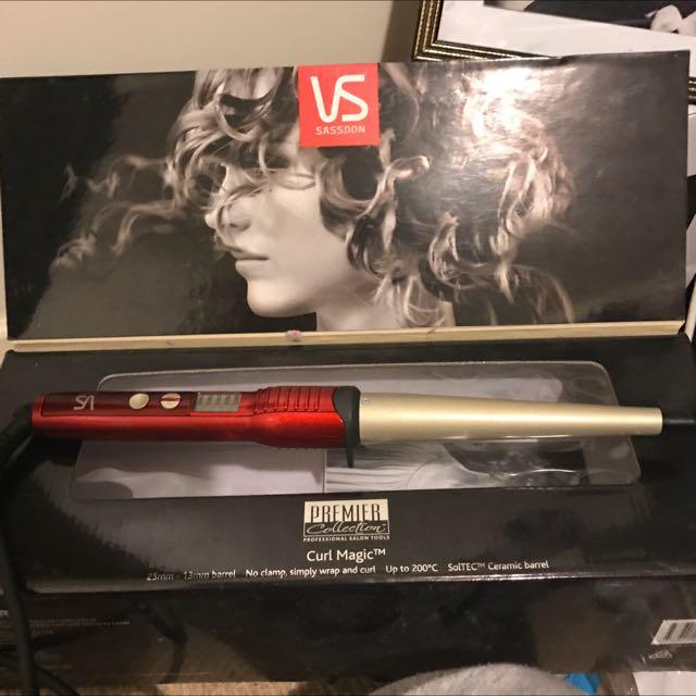 VS Hair Curler