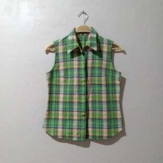 Rope Tartan Shirt