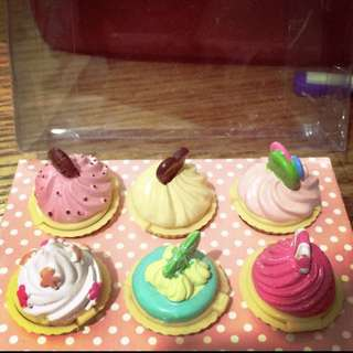Mini Cupcake Lip Balm 風靡國外的超可愛護唇膏