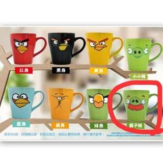Angry Birds憤怒鳥馬克杯