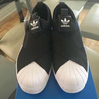 Adidas Superstar Slip On Size 6