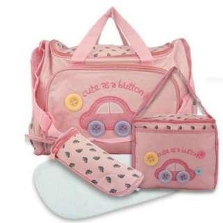 Baby Girls Bag Set