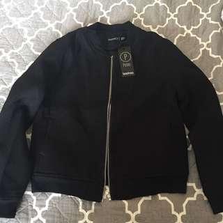 Boohoo Petite Bomber Jacket