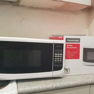 Microwave Oven 20ltr.