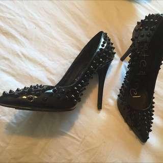 Kate & Mel Spiked Heels