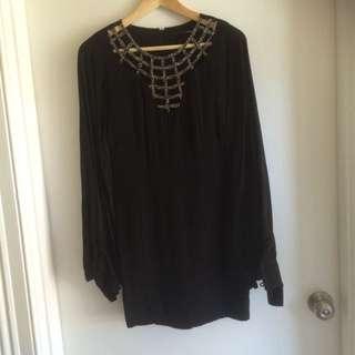 Seduce Black Dress