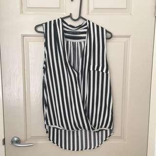 Zara Striped Shirt