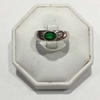 925 Silver Ring Set With Stone