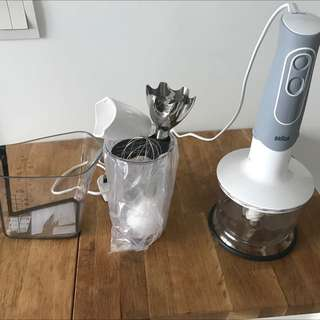 Braun blender Used Once Only