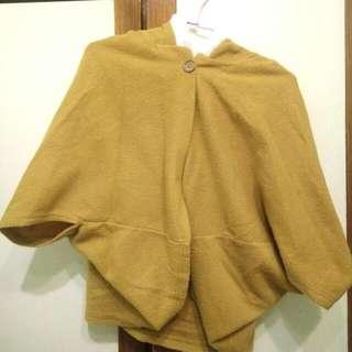 🚚 披肩式斗篷外套