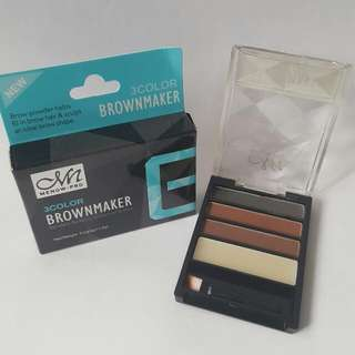 Menow Brow Palette