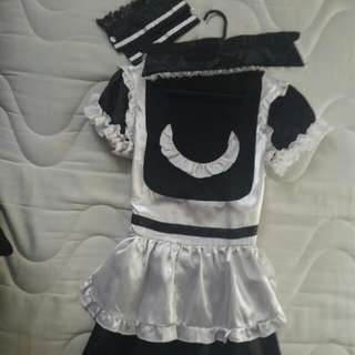 Maid Costume - Size 10