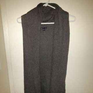 vest cardigan