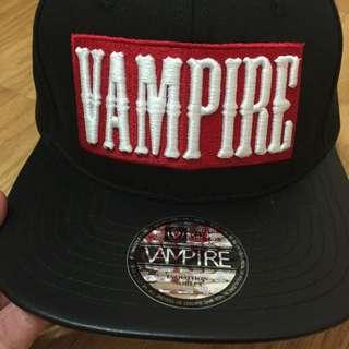 Vampire SnapBack 鴨舌帽 板帽