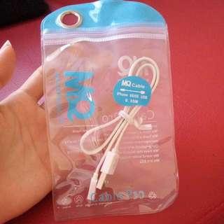Cable Iphone 0.35 M Merek MQ
