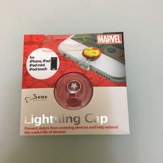 MARVEL Lightning cap (iPhone/iPad Mini適用)