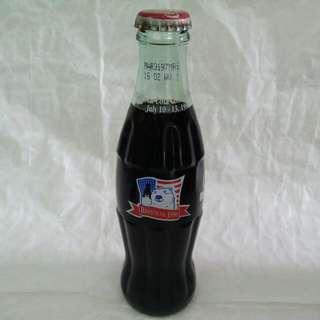 Coca-cola美國1996可口可樂收藏家協會紀念瓶