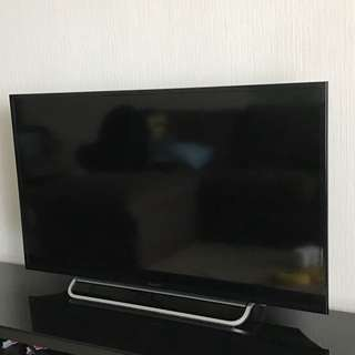 "Sony Bravia 40"" LED Full HD Smart TV(Booked)"