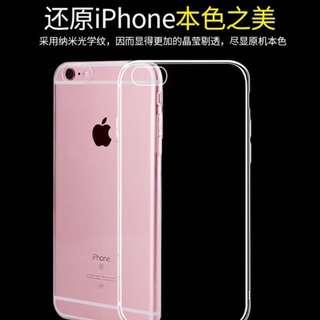 Apple iPhone 6 Plus / 6s Plus 透明 手機殼 矽膠