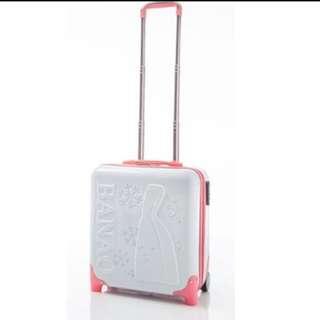 超可愛 香蕉人 登機箱 旅行箱 旅行袋 16吋 輕便