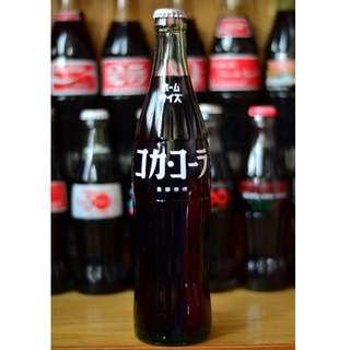 日本 70'S 家庭裝500ml 可口可樂樽