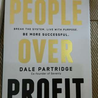 People Over Profit ( Free Shipping)