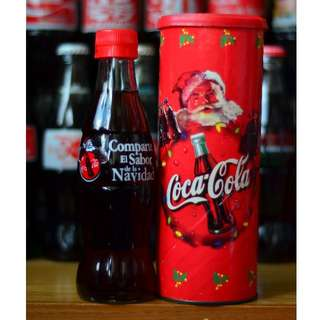 南美 哥倫比亞 1998年 聖誕節紀念樽