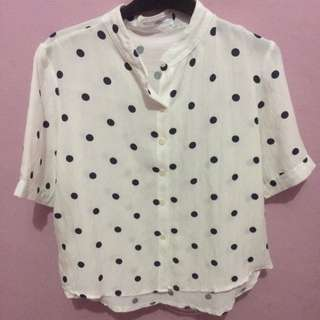 Blouse Polka The Secret Bdg