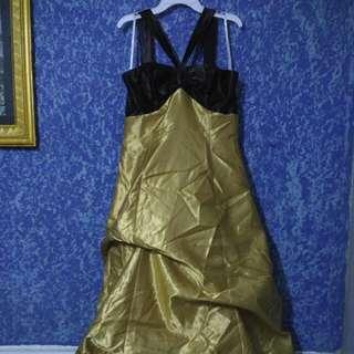 Reprice - Long Dress Jessica McClintock For Gunne Sax