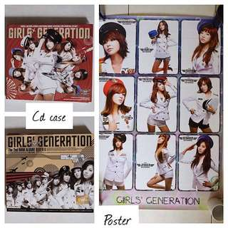 Girl's Generation 소녀시대 SNSD - 2nd Mini Album