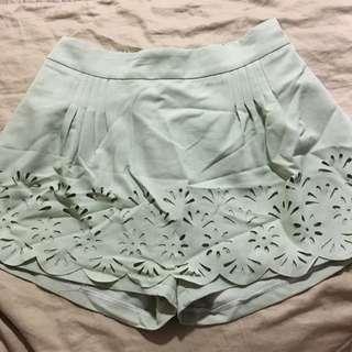 清✨Pazzo小花褲裙