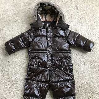 Burberry Toddler Unisex Winter Suit