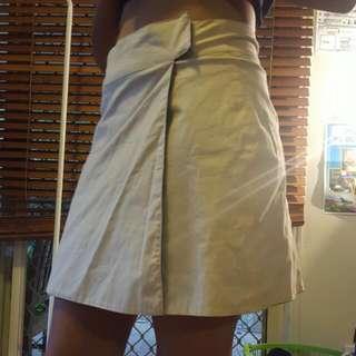 Wrap Around Velcro Skirt.