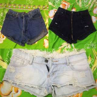 Super sale!Buy 2 Shorts Get One For Free!