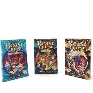 Beast Quest Bundle