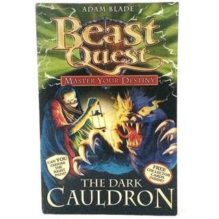 Beast Quest: The Dark Cauldron
