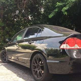 Honda Civic VTI 1.6m