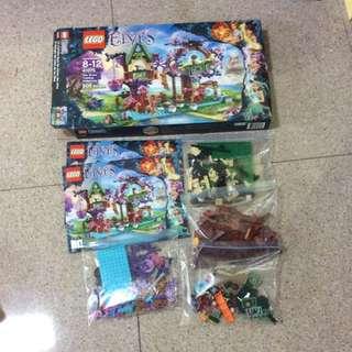 Lego Elves Treetop Hideaway