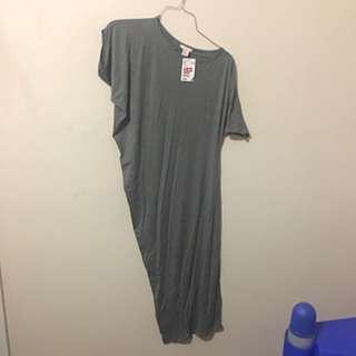 Long Off Shoulder Dress