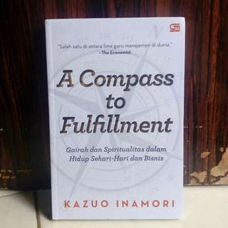A COMPASS TO FULFILLMENT