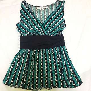 Sleeveless Top from US