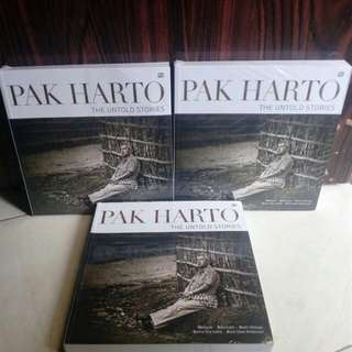 PAK HARTO THE UNTOLD STORIES (EDISI EKSLUSIF)