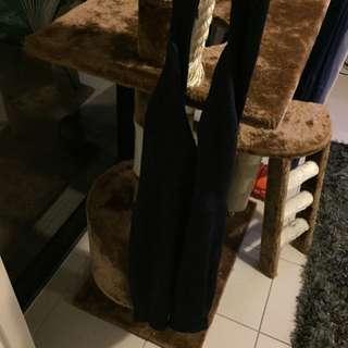Shareen Navy Dress