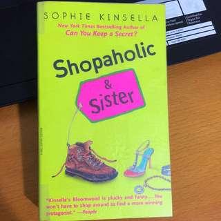 (Negotiable) Shopaholic & Sister By Sophie Kinsella