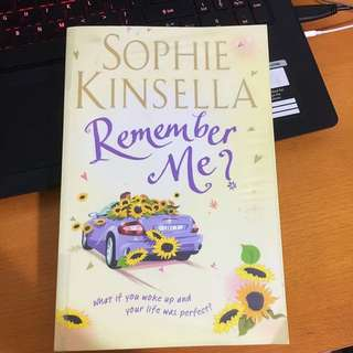 (Negotiable) Remember Me? By Sophie Kinsella