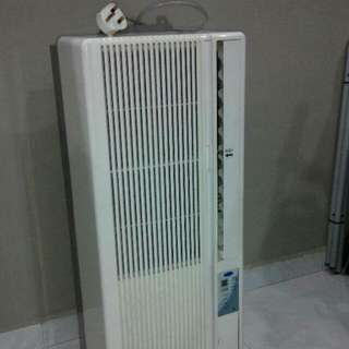 Casement AIRCON unit With Bracket